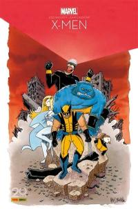 X-Men. Volume 1, Surdoués