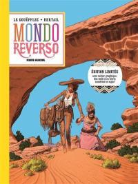 Mondo reverso. Volume 1, Cornelia & Lindberg