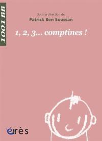 1, 2, 3... comptines !