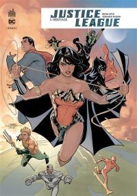 Justice league rebirth. Vol. 5. Héritage