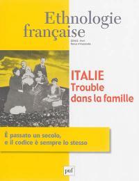 Ethnologie française. n° 2 (2016), Italie