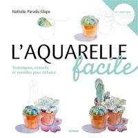 L'aquarelle facile