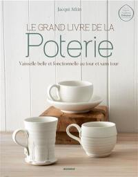 Le grand livre de la poterie