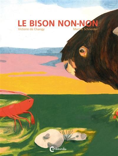 Le bison non-non