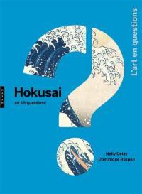 Hokusai en 15 questions