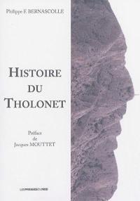 Histoire du Tholonet