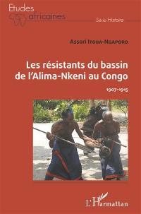 Les résistants du bassin de l'Alima-Nkeni au Congo