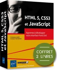 HTML5, CSS3 et JavaScript