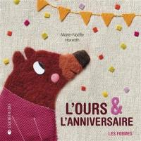 L'ours & l'anniversaire
