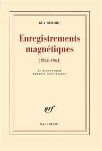 Enregistrements magnétiques