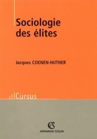 Sociologie des élites
