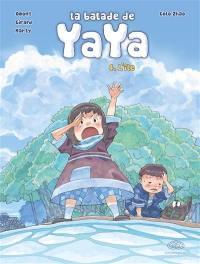 La balade de Yaya. Volume 4, L'île