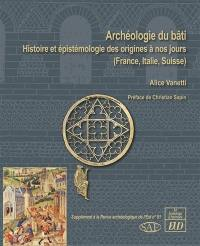 Archéologie du bâti