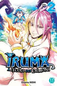 Iruma à l'école des démons. Volume 2,