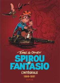 Spirou et Fantasio. Volume 15, 1988-1991