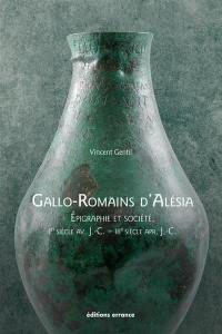 Gallo-Romains d'Alésia