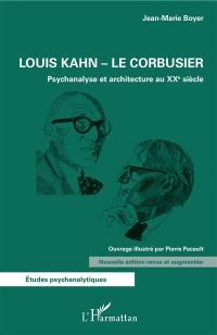 Louis Kahn, Le Corbusier