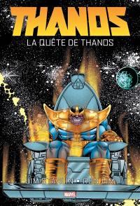 Thanos, La quête de Thanos