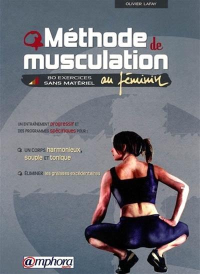 Méthode de musculation au féminin