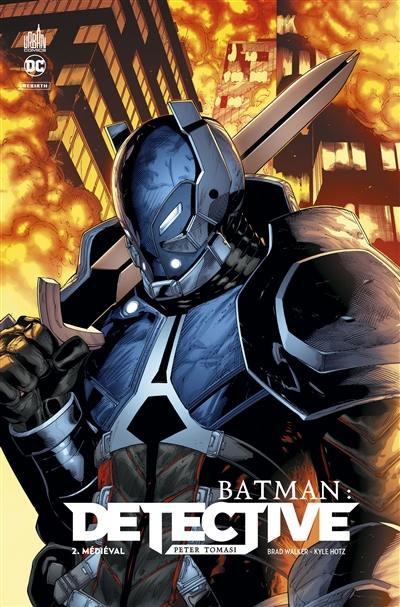 Batman. Volume 2, Médiéval