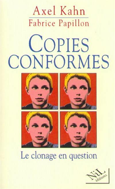 Copies conformes