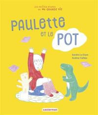 Paulette et le pot