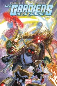 Les gardiens de la galaxie. Volume 4,