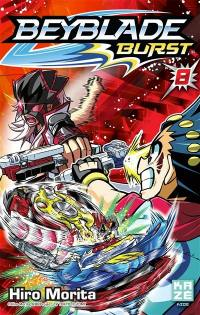 Beyblade burst. Volume 8,