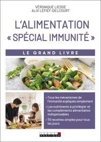 L'alimentation spécial immunité
