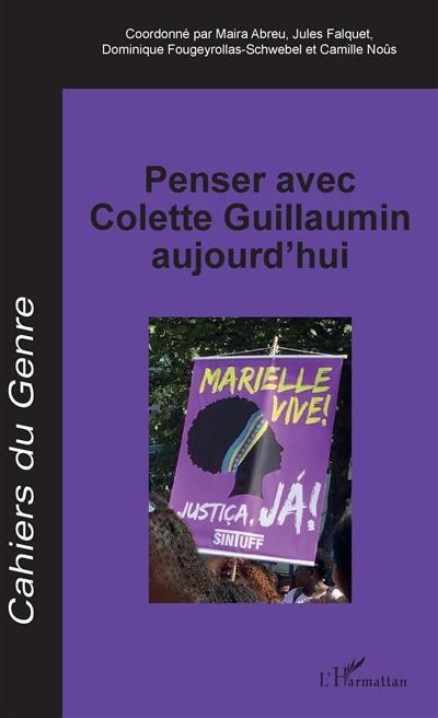 Cahiers du genre. n° 68, Penser avec Colette Guillaumin aujourd'hui