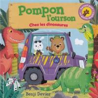 Pompon l'ourson, Pompon l'ourson chez les dinosaures