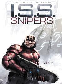 ISS snipers. Volume 3, Jürr