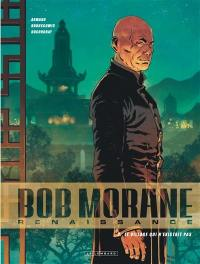 Bob Morane. Volume 2, Le village qui n'existait pas