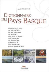 Dictionnaire du Pays basque