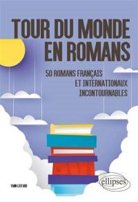 Tour du monde en romans