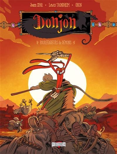Donjon Crépuscule. Volume 112, Pourfendeurs de démons