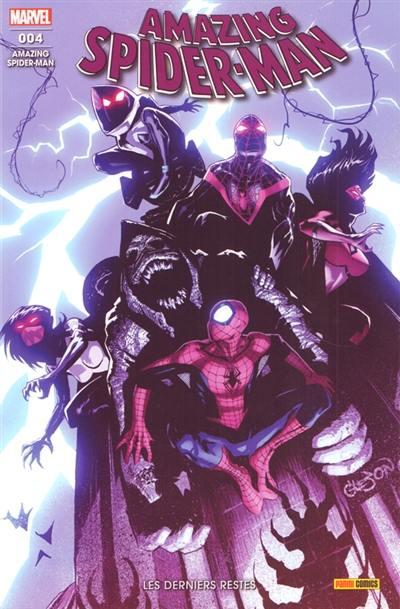 Amazing Spider-Man. n° 4, Les derniers restes