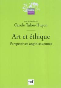Art et éthique