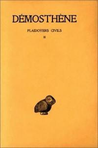 Plaidoyers civils. Volume 2, Discours 39-48