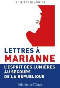 Lettres à Marianne