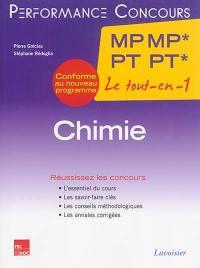 Chimie MP MP*, PT PT*, 2e année