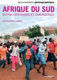 Documentation photographique (La). n° 8088, Afrique du Sud