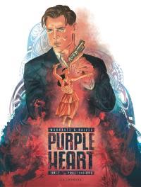 Purple heart. Volume 2, Projet bluebird