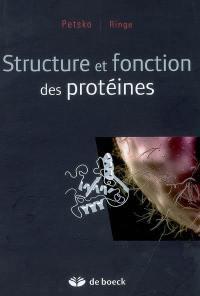 Structure et fonction des protéines