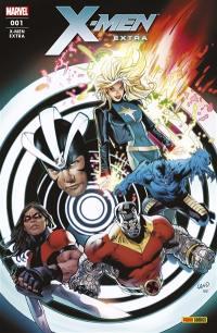 X-Men extra, n° 1. Jusqu'à notre dernier souffle