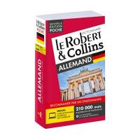 Le Robert & Collins allemand poche