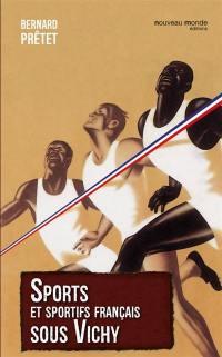 Sports et sportifs français sous Vichy