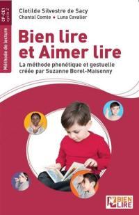 Bien lire et aimer lire, Cycle 2 (CP-CE1)