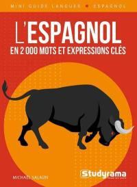 L'espagnol en 2.000 mots et expressions clés