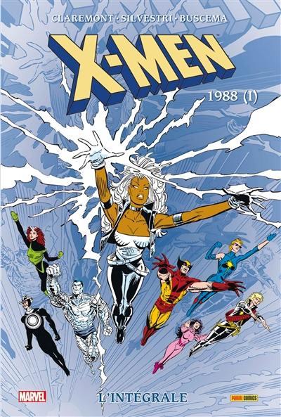 X-Men. Volume 20, 1988 (I)